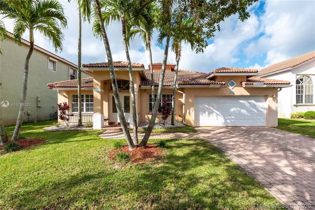 1030 NW 184th Ter, Pembroke Pines, FL 33029 (MLS #A10796321) :: Castelli Real Estate Services