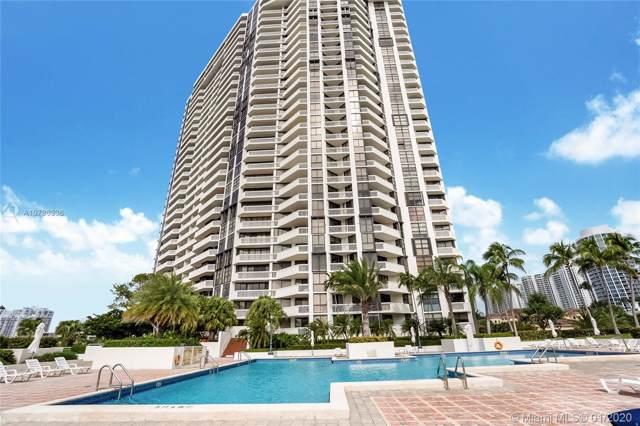 1000 W Island Blvd #2406, Aventura, FL 33160 (MLS #A10796336) :: The Paiz Group