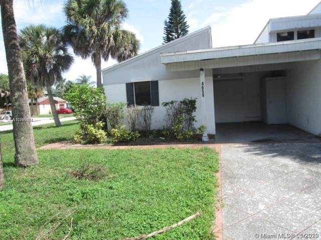 4658 NW 6th Ct, Delray Beach, FL 33445 (MLS #A10796464) :: Albert Garcia Team