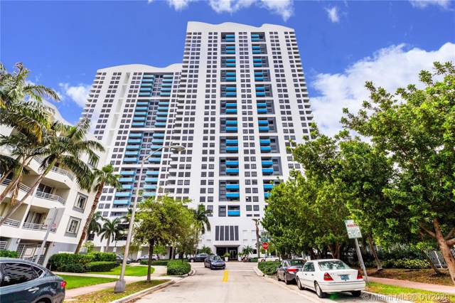 1330 West Ave #2309, Miami Beach, FL 33139 (MLS #A10796468) :: The Pearl Realty Group