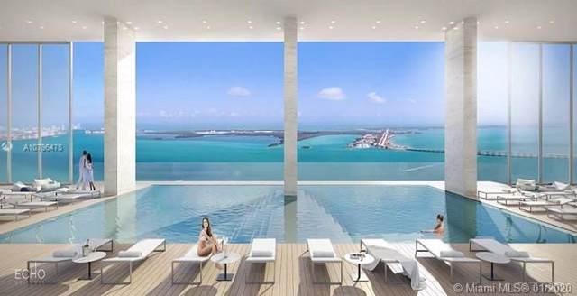 1451 NE Brickell #1004, Miami, FL 33137 (MLS #A10796475) :: Berkshire Hathaway HomeServices EWM Realty