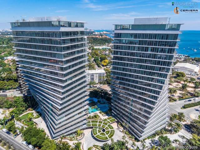 2669 S Bayshore Dr 803N, Coconut Grove, FL 33133 (MLS #A10796488) :: The Adrian Foley Group