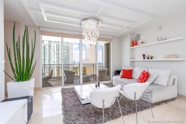 901 Brickell Key Blvd #2905, Miami, FL 33131 (MLS #A10796497) :: Berkshire Hathaway HomeServices EWM Realty