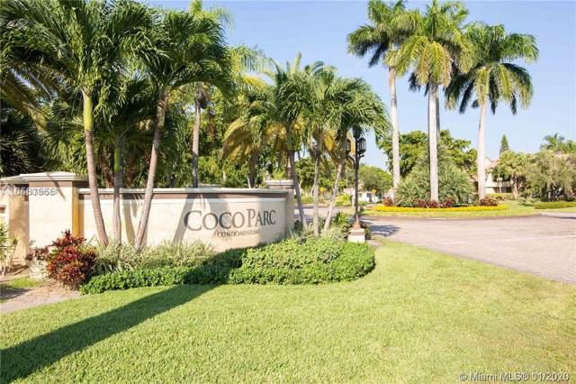 751 Lyons Rd #18203, Coconut Creek, FL 33063 (MLS #A10796583) :: Green Realty Properties