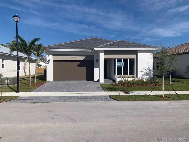 15001 SW 174th St, Miami, FL 33187 (MLS #A10796639) :: Albert Garcia Team