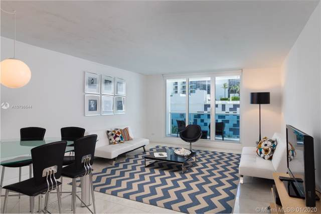 2301 Collins Ave #601, Miami Beach, FL 33139 (MLS #A10796644) :: The Paiz Group