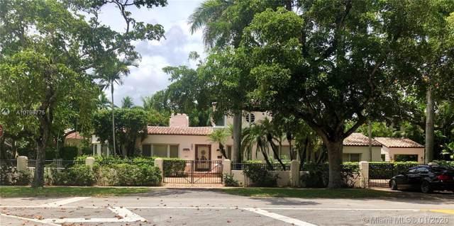 2414 De Soto Blvd, Coral Gables, FL 33134 (MLS #A10796775) :: Albert Garcia Team