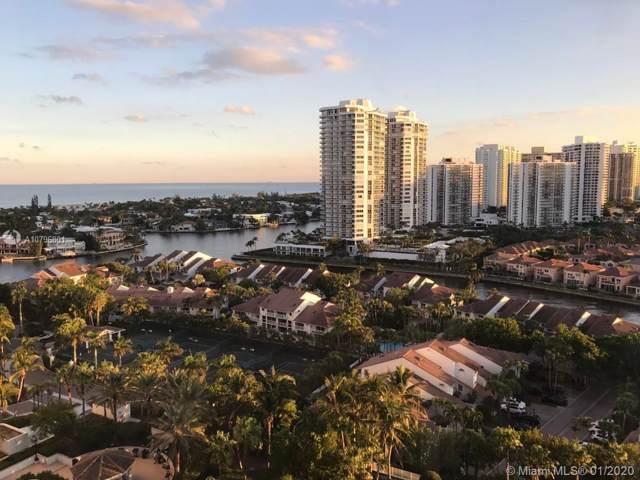 21055 Yacht Club Dr #1810, Aventura, FL 33180 (MLS #A10796801) :: Patty Accorto Team