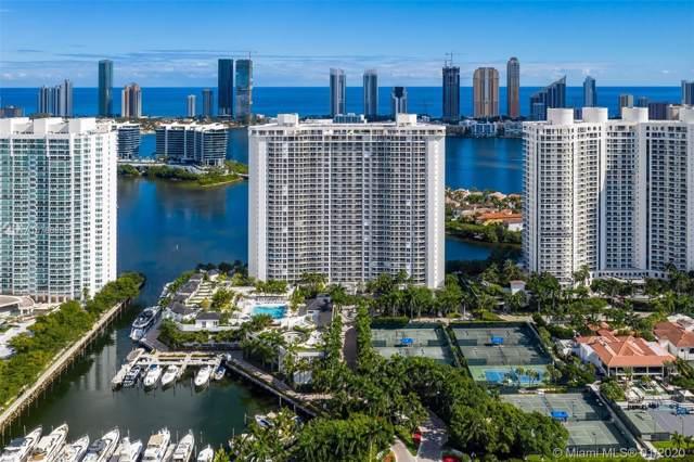 7000 Island Blvd #407, Aventura, FL 33160 (MLS #A10796895) :: Patty Accorto Team