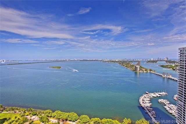 1750 N Bayshore Dr #3601, Miami, FL 33132 (MLS #A10796938) :: Dalton Wade Real Estate Group