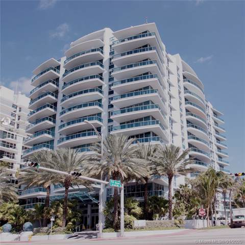 9401 Collins Ave #1002, Surfside, FL 33154 (MLS #A10797060) :: The Jack Coden Group