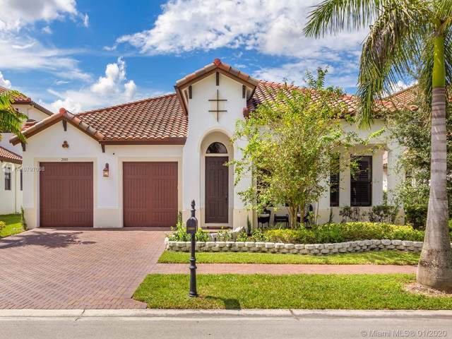 2880 NW 82nd Way, Pembroke Pines, FL 33024 (MLS #A10797098) :: ONE | Sotheby's International Realty