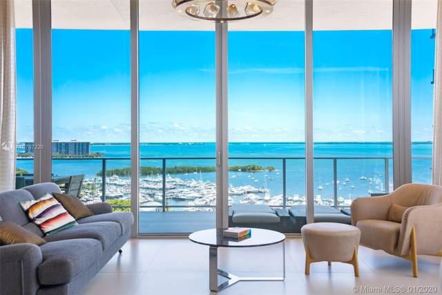 2669 S Bayshore Dr 1501N, Miami, FL 33133 (MLS #A10797220) :: Berkshire Hathaway HomeServices EWM Realty