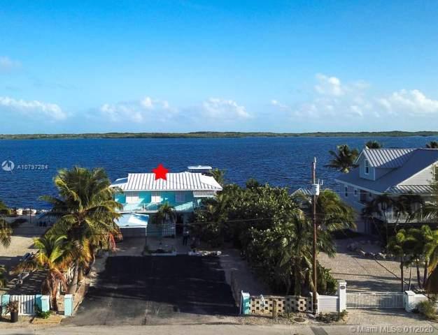 622 Island Dr, Key Largo, FL 33037 (MLS #A10797284) :: The Riley Smith Group