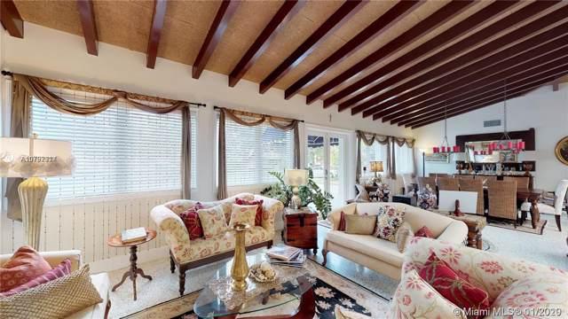 1518 Palancia Ave, Coral Gables, FL 33146 (MLS #A10797314) :: Green Realty Properties