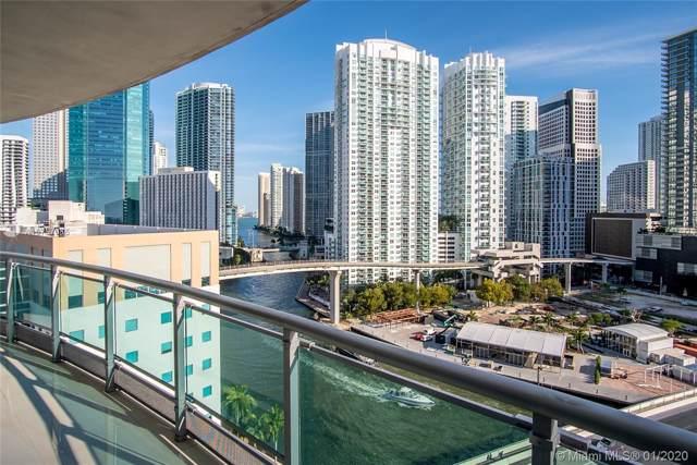 350 S Miami Ave #1602, Miami, FL 33130 (MLS #A10797385) :: Castelli Real Estate Services