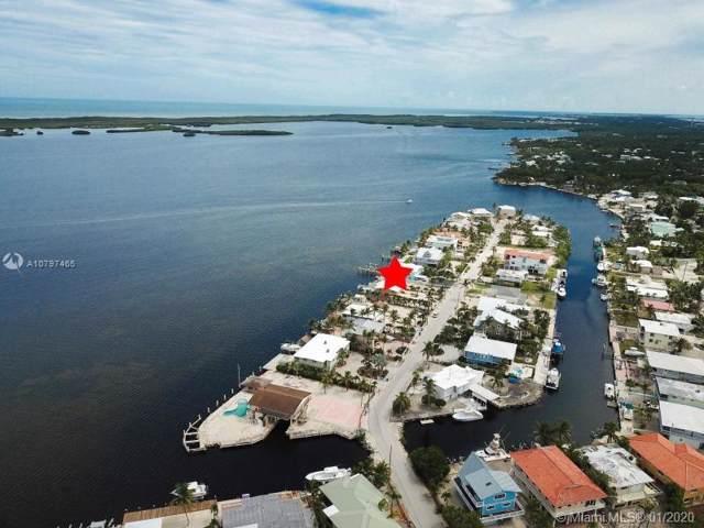 624 Island Drive, Key Largo, FL 33037 (MLS #A10797465) :: The Riley Smith Group