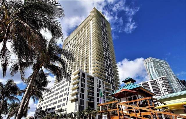 16699 Collins Ave #1705, Sunny Isles Beach, FL 33160 (MLS #A10797588) :: Castelli Real Estate Services