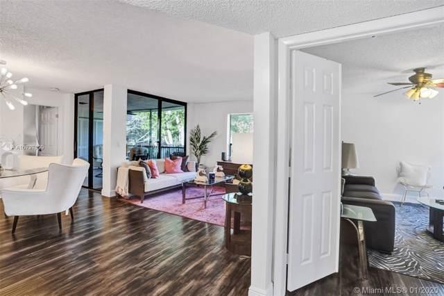 4155 S Carambola Cir #2153, Coconut Creek, FL 33066 (MLS #A10797599) :: Green Realty Properties