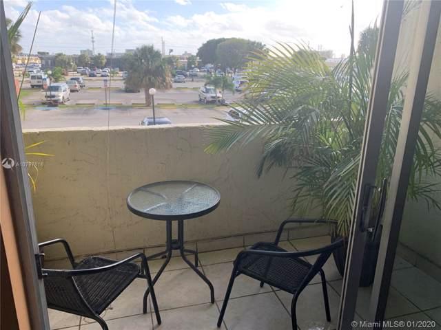 10000 NW 80th Ct #2248, Hialeah Gardens, FL 33016 (MLS #A10797616) :: Patty Accorto Team