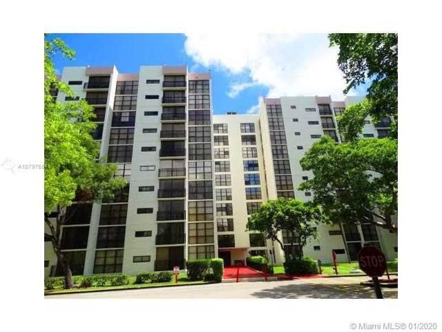 16919 N Bay Rd #819, Sunny Isles Beach, FL 33160 (MLS #A10797654) :: Berkshire Hathaway HomeServices EWM Realty