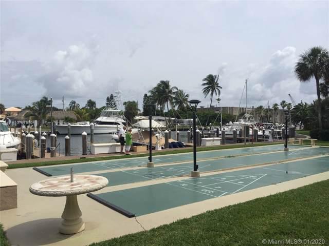 2731 NE 14th St Cswy #232, Pompano Beach, FL 33062 (MLS #A10797670) :: Berkshire Hathaway HomeServices EWM Realty