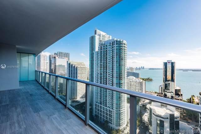 1010 Brickell Ave #3202, Miami, FL 33131 (MLS #A10797687) :: Berkshire Hathaway HomeServices EWM Realty
