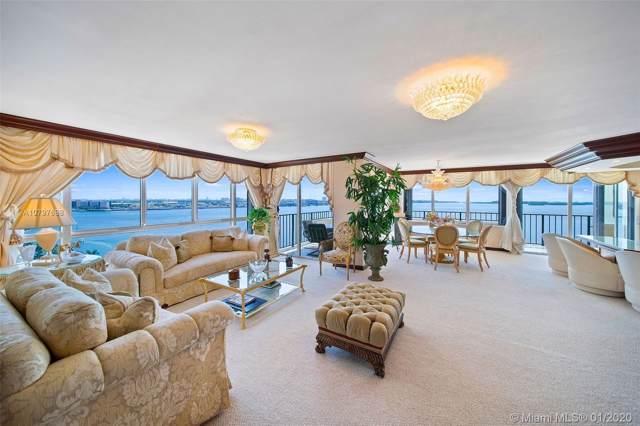 520 Brickell Key Dr A1206, Miami, FL 33131 (MLS #A10797698) :: Berkshire Hathaway HomeServices EWM Realty