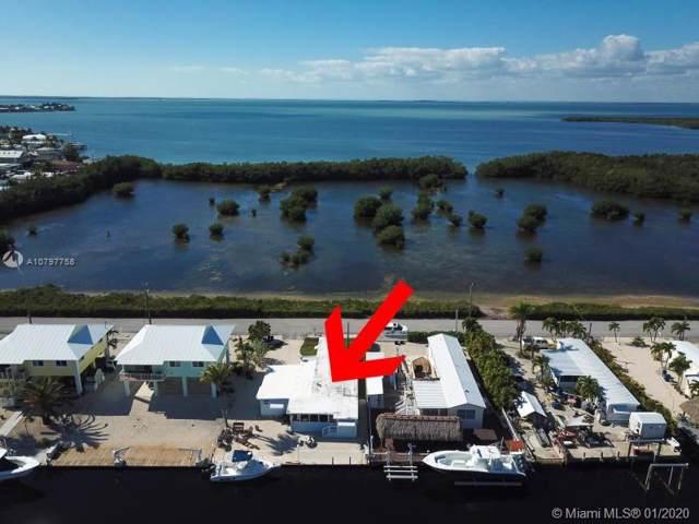 137 Grassy Rd, Other City - Keys/Islands/Caribbean, FL 33037 (MLS #A10797758) :: Albert Garcia Team