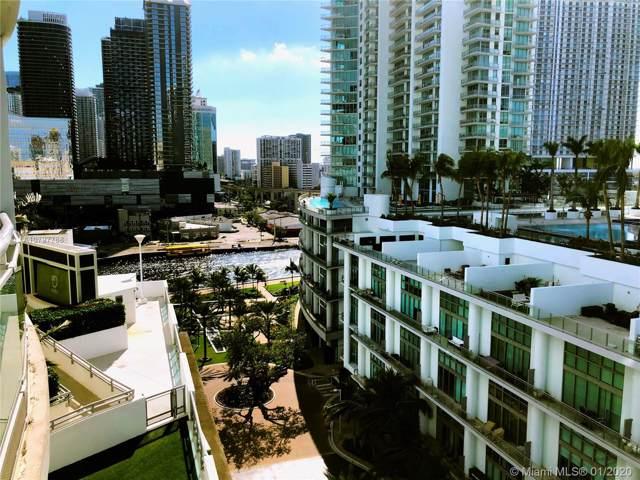 350 S Miami Ave #1215, Miami, FL 33130 (MLS #A10797768) :: Castelli Real Estate Services