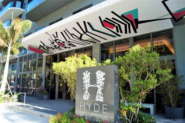 121 NE 34th #1415, Miami, FL 33137 (MLS #A10797769) :: ONE | Sotheby's International Realty