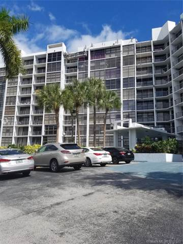 400 Leslie Dr #1105, Hallandale, FL 33009 (MLS #A10797808) :: Castelli Real Estate Services