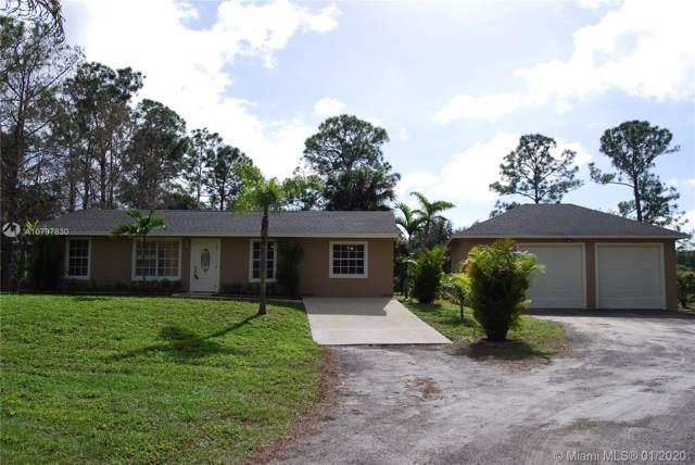 13310 43rd Road N, West Palm Beach, FL 33411 (MLS #A10797830) :: The Adrian Foley Group