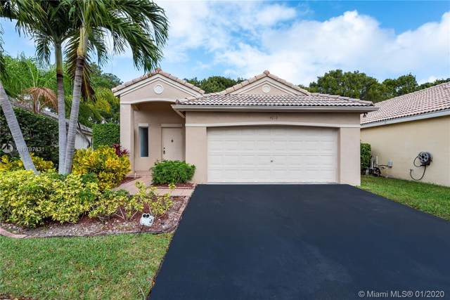 4012 Pine Ridge Ln, Weston, FL 33331 (MLS #A10797831) :: The Howland Group