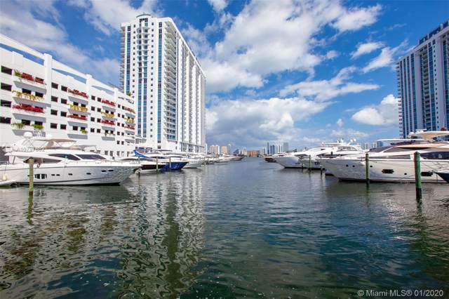 17301 Biscayne Blvd #1706, North Miami Beach, FL 33160 (MLS #A10797882) :: The Paiz Group