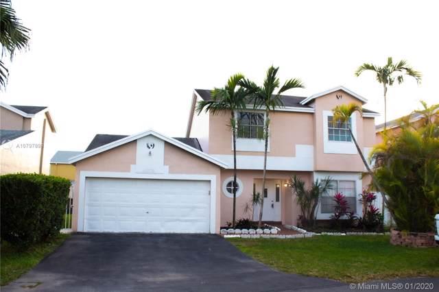 14574 SW 94th Lane, Miami, FL 33186 (MLS #A10797898) :: Albert Garcia Team
