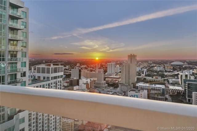 244 Biscayne Blvd #4508, Miami, FL 33132 (MLS #A10797929) :: Patty Accorto Team