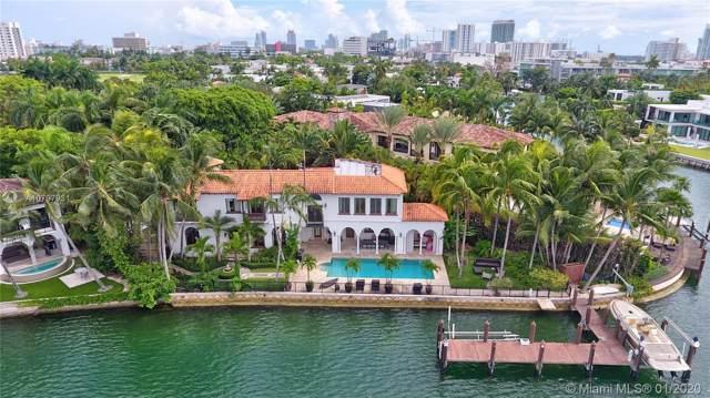 2050 N Bay Rd, Miami Beach, FL 33140 (MLS #A10797931) :: Julian Johnston Team