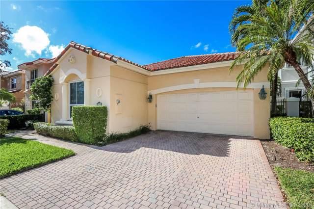 1408 Mariner Way, Hollywood, FL 33019 (MLS #A10797980) :: Patty Accorto Team