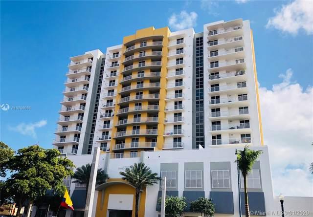 900 SW 8th St #1204, Miami, FL 33130 (MLS #A10798086) :: Berkshire Hathaway HomeServices EWM Realty