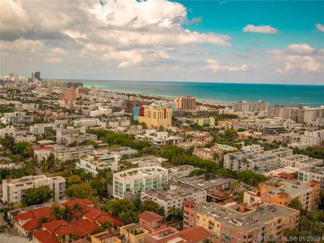 90 Alton Rd #3007, Miami Beach, FL 33139 (MLS #A10798160) :: The Paiz Group