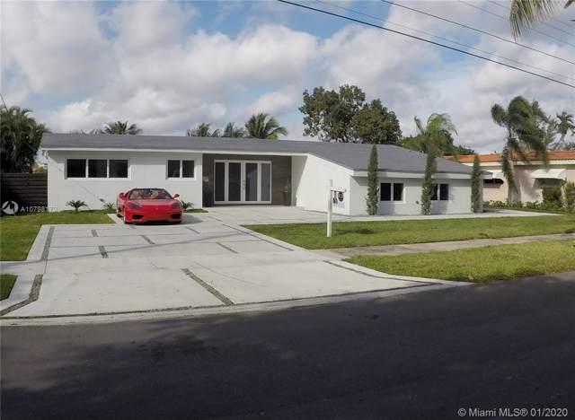 18910 NE 20th Ave, Miami, FL 33179 (MLS #A10798172) :: Lucido Global