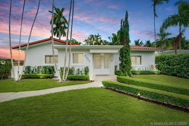 4323 N Bay Rd, Miami Beach, FL 33140 (MLS #A10798176) :: Castelli Real Estate Services
