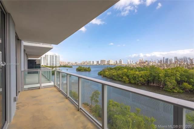 16385 Biscayne Blvd #717, North Miami Beach, FL 33160 (MLS #A10798288) :: Miami Villa Group