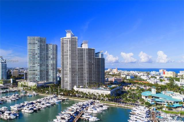 400 Alton Rd #709, Miami Beach, FL 33139 (MLS #A10798305) :: Castelli Real Estate Services