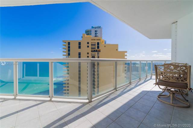 16425 Collins Ave #2712, Sunny Isles Beach, FL 33160 (MLS #A10798381) :: ONE Sotheby's International Realty