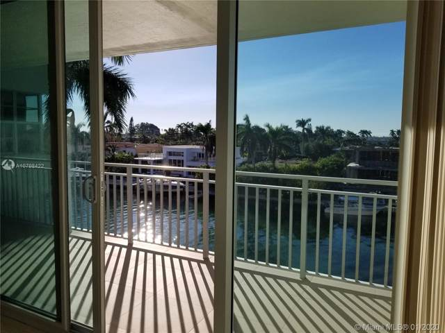 9500 W Bay Harbor Dr 4B, Bay Harbor Islands, FL 33154 (MLS #A10798422) :: Ray De Leon with One Sotheby's International Realty