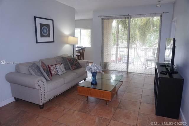 7085 Nova Dr #205, Davie, FL 33317 (MLS #A10798448) :: Berkshire Hathaway HomeServices EWM Realty