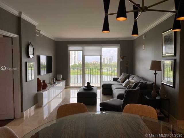 20000 E Country Club Dr #806, Aventura, FL 33180 (MLS #A10798591) :: Berkshire Hathaway HomeServices EWM Realty