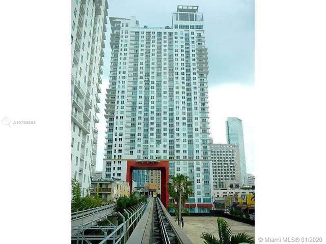 133 NE 2nd Ave #2004, Miami, FL 33132 (MLS #A10798593) :: Berkshire Hathaway HomeServices EWM Realty